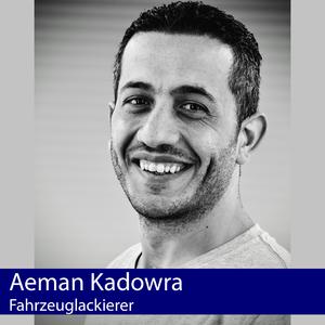 Aeman Kadowra | Fahrzeuglackierer