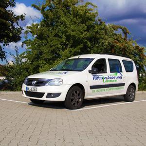 #13 | Dacia Logan | 1,4 | Benzin | Klima | 5 Gang Handschaltung | Klima